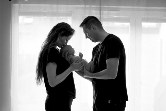 fotograf trojmiasto sesja rodzinna fotografia naturalna noworodkowa